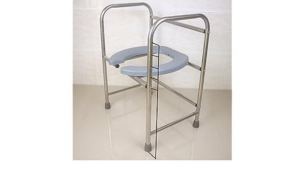 Wanson piegare water sgabello posto con cesso anziani water sedia