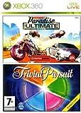 Xbox 360 - Ultimate Box: Burnout Paradise & Trivial Pursuit by EA