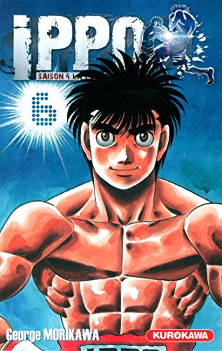 Ippo - Saison 4 - La loi du ring Vol.6 par MORIKAWA George