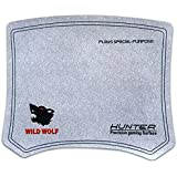 Wild Wolf Mouse Pad 30cm x 25cm for PC and Laptop