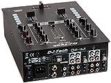 DJ-Tech Contrôleur 1m Mixeur DJ, à pignons