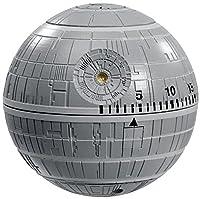 Star Wars 'Death Star Kitchen Timer' da colore standard. Prodotti ufficiali.