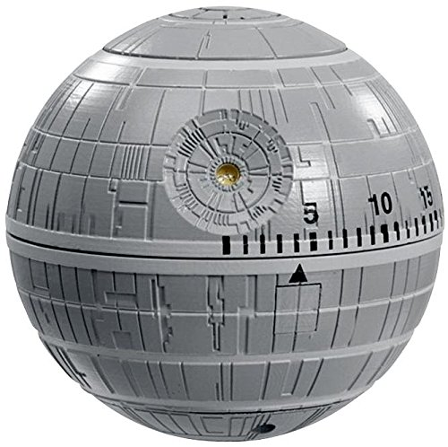 Image of Star Wars Death Star Kitchen Timer Egg Timer Standard