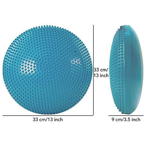 Zoom IMG-2 tunturi 14tusyo002 cuscino pilates unisex