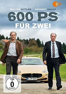 600 PS für zwei