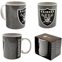 Oakland Raiders Kaffeetasse Teetasse Tasse Becher Mug
