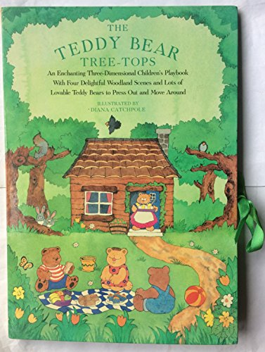 The Teddy Bear Tree-Tops: A Carousel Book for Very Young Readers