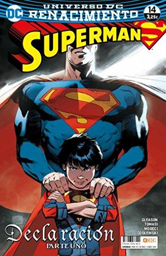Superman núm. 69/ 14 (Renacimiento) (Superman (Nuevo Universo DC)) por Peter Tomasi