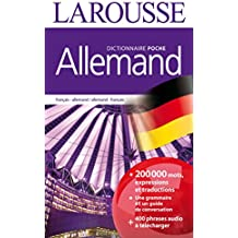 Dictionnaire Larousse poche Allemand