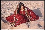 596057 Traditional Pakistani Dress Thar Pakistan A4 Photo
