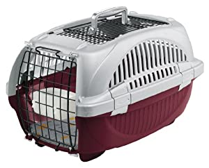 Ferplast Pet Products Atlas Deluxe Small Dog Carrier Open Top Mixed Colours