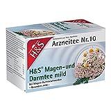 H&s Magen Darmtee mild Filterbeutel 20 stk