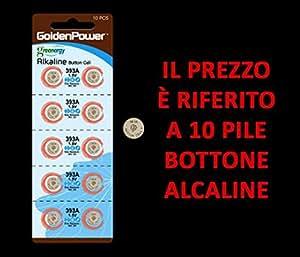 Lot de 24 piles bouton sous blister AG1 AG3 AG4 AG5 AG10 AG12 AG13 CR2016 CR2032