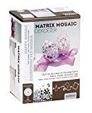 Glorex GmbH 6 2474 16 Creativset Matrix Mosaic Dekoeier, Spiel