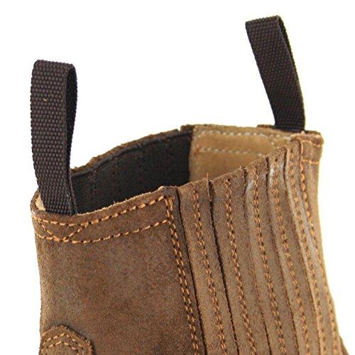 Sendra Boots12380 - Stivali western Donna Rovere