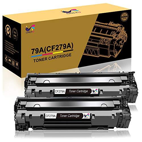 Cartucho Tóner HP CF279A 79A Compatible HP Laserjet