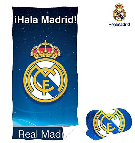 Real Madrid Toalla 140x70