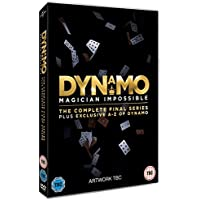 The Complete Final Series and A-Z of Dynamo