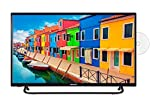 MEDION E13292 80 cm (31,5 Zoll) HD Fernseher (HD Triple Tuner, DVB-T2 HD, DVD-Player integriert, CI+, Mediaplayer)