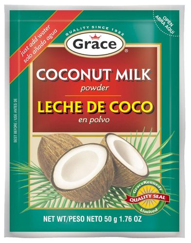 Grace Coconut Milk Powder 50g, Kokosnussmilch Pulver (Grace Coconut)