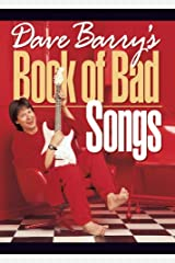 Dave Barry's Book of Bad Songs Kindle Edition