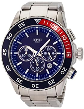 ESPRIT Herren ES103621009 Varic Chronograph Uhr