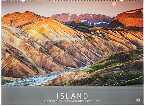 Island - Edition Alexander von Humboldt - Kalender 2019