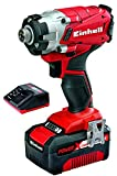 Einhell Avvitatore ad impulsi TE-CI 18 Li Kit con batteria Litio 3,0 Ah serie Expert Power X Change 4510021
