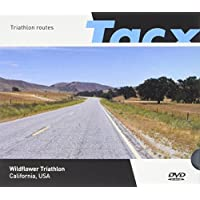 TacX Real Life Video Wildflower Triathlon DVD