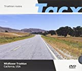 Tacx DVD Real Life Video Wildflower Triathlon Californien USA, T1956.75