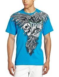 Tapout T-Shirt Rise Above Blau