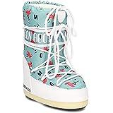 Moon Boot - 34001400001-34001400001 - Colore: Verde - Taglia: 27.0