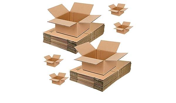 """Rimozione di grandi scatole di cartone-Confezione da 6-30 X 20 X 20 /"""" Doppia Parete"""