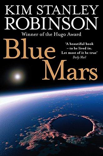 Blue Mars par Kim Stanley Robinson