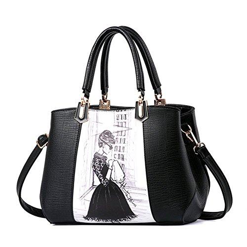 Eysee ,  Damen Tasche Schwarz