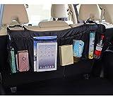 899997 Organizzatore 6 posti salvaspazio auto bagagliaio da fissare ai sedili. MEDIA WAVE store ®