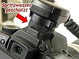 Externes TTL Blitzkabel für Metz mecablitz 48 AF-1 O, 58 AF-1 O, 44 MZ-2 O , 54 MZ-4i O, 36 AF-4 O digital für Olympus, Panasonic, Leica - 8