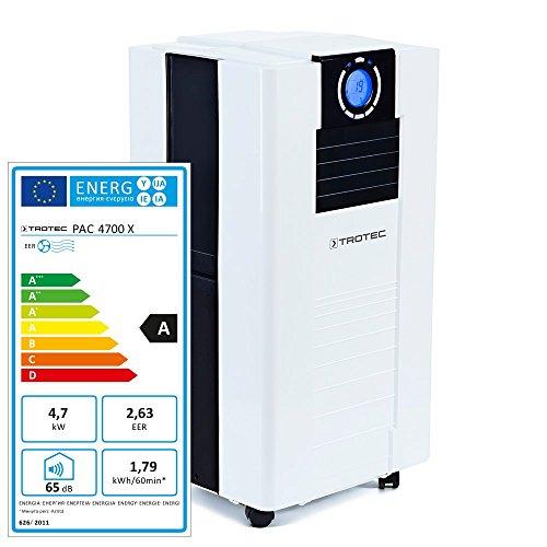 TROTEC-Climatiseur-local-climatiseur-monobloc-PAC-4700-X-47-kW-16000-Btuh-Classe-defficacit-nergtique-A-Programmable-sur-24-heures-cran-LCD-Tlcommande-3-vitesses-de-ventilation