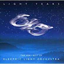 Light Years : The Very Best Of Electric Light Orchestra
