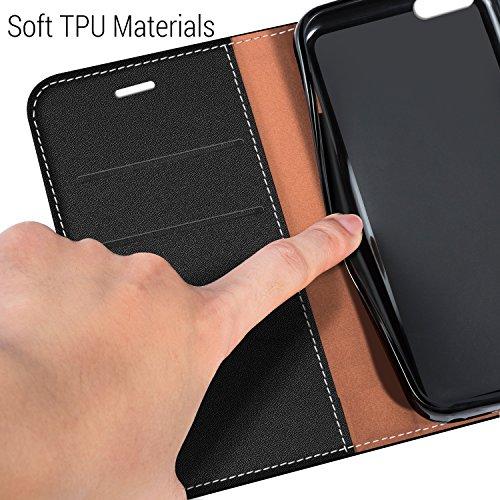 iphone se custodia portafoglio