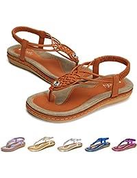 4b3a53adae2a Amazon.fr   avec - Sandales   Chaussures femme   Chaussures et Sacs