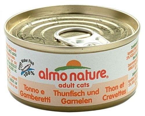 Almo Nature Thunfisch und Garnelen 70g