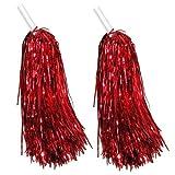Best SODIAL Robes (R) Party - SODIAL(R) 1 paire de pompons pour supporteurs/majorette En Review