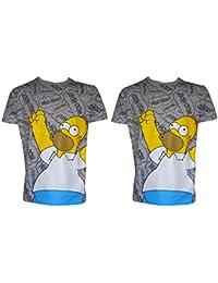 **Great Value** Mens 2 pack WOOHOO T-Shirt Deal Slight Seconds