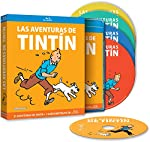 Las Aventuras De Tintin - Bd [Blu-ray]...