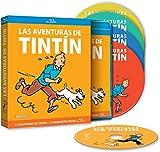 Las Aventuras De Tintín [Blu-ray]