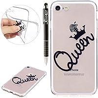 iPhone 8 Hülle,iPhone 7 Hülle,iPhone 7/8 Silikon Hülle Tasche Handyhülle [Kratzfeste, Scratch-Resistant],SainCat... preisvergleich bei billige-tabletten.eu