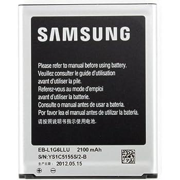 Samsung EB-L1G6LLU 2100 mAh Battery for Galaxy S3