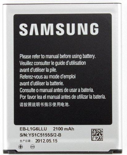 mAh Akku für Galaxy S3 ()