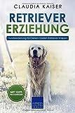 Retriever Erziehung: Hundeerziehung für Deinen Golden Retriever Welpen -